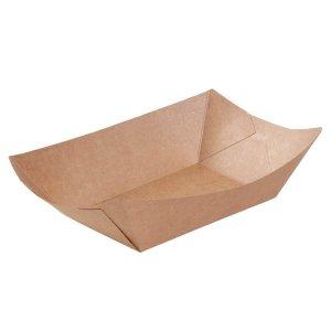 Papierová lodička s PLA vrstvou | 800ml | 250 ks