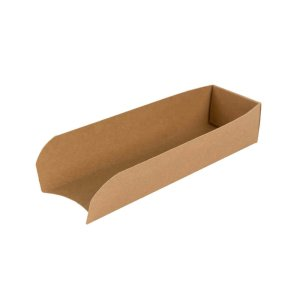 Papierová lodička na hot-dog | 18x5cm | 500 ks